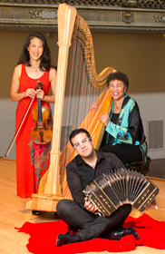 Astor Piazzolla: Escualo Ann Hobson Pilot, Lucia Lin, and JP Jofre