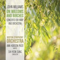 Ann Hobson Pilot Recording - Williams On Willows and Birches